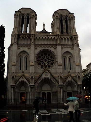 Nice, Basilique Notre-Dame