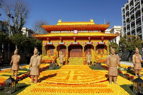 Menton Citrus Festival