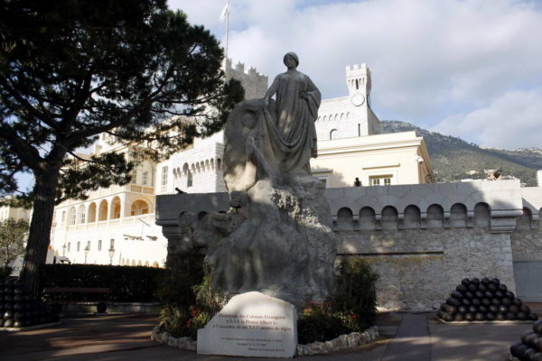 Monaco, Palais Princier