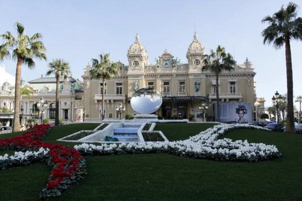 Monaco, Place du Casino