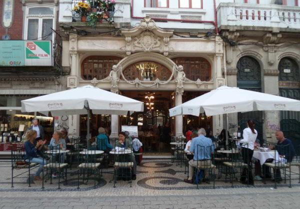 Porto, Cafe Majestic
