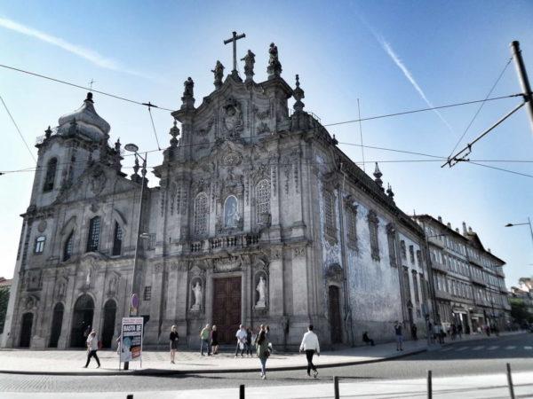 Porto, Carmo & Carmelitas Churches