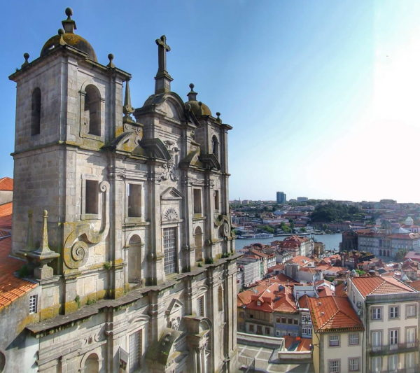 Porto, Church of St. Lawrence