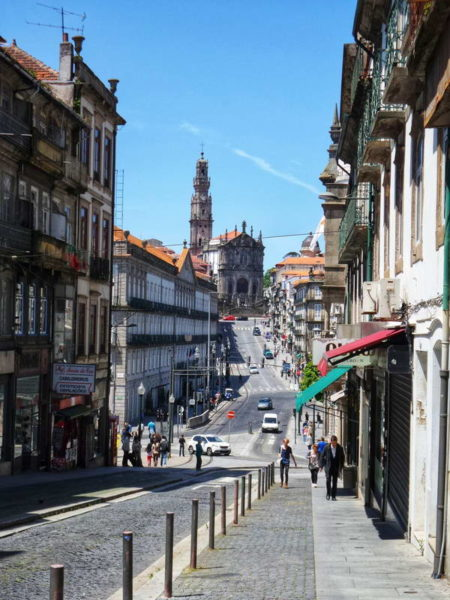 Porto, Clerigos Tower