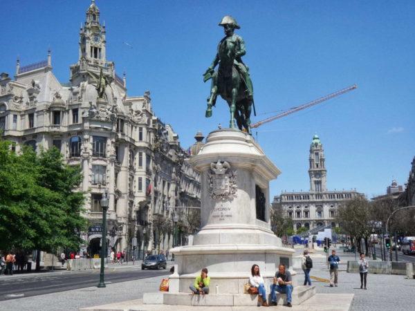 Porto, Liberty Square (Avenida Dos Aliados)