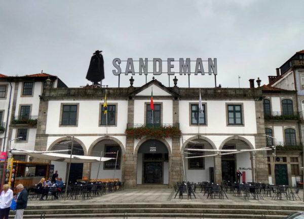 Porto, Port House Sandeman