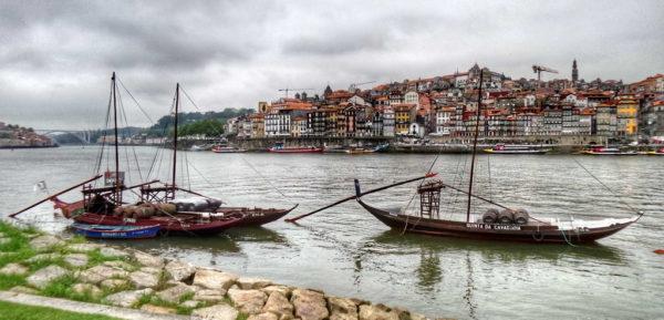 Porto, Rabelo Boats
