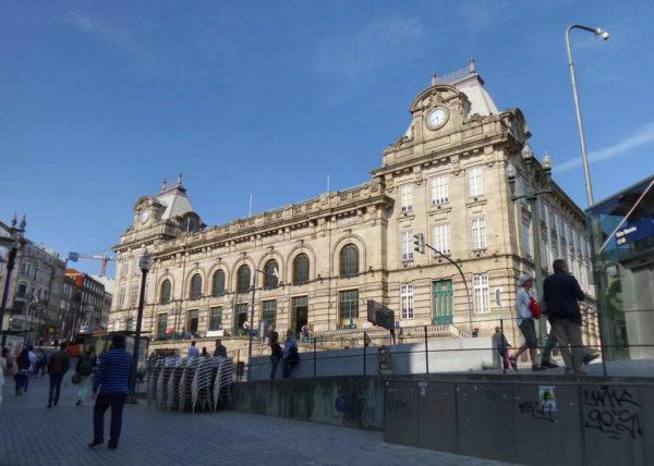 Porto, São Bento Train Station