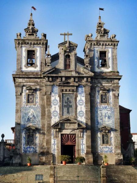 Porto, Santo Ildefonso Church