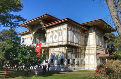 Exhibition Abdulmecid Efendi Mansion