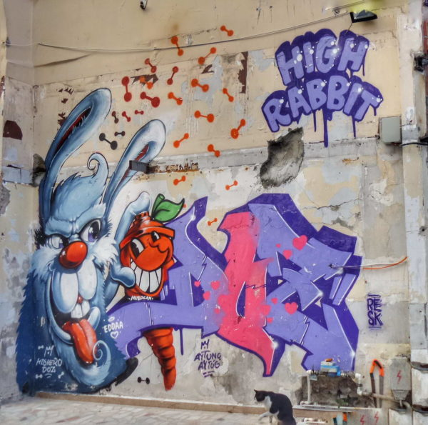 Highero_high rabbit (Karaköy)