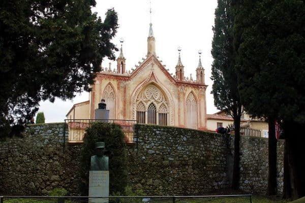 Nice, Eglise Notre-Dame-de-l'Assomption Cimiez