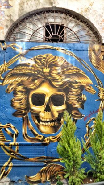 Skull (Karaköy)