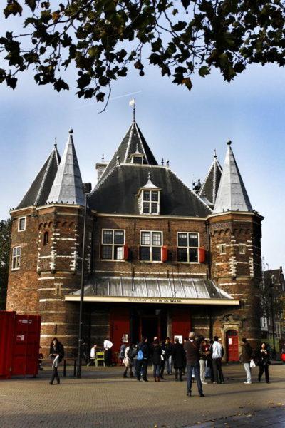 Amsterdam_De Waag