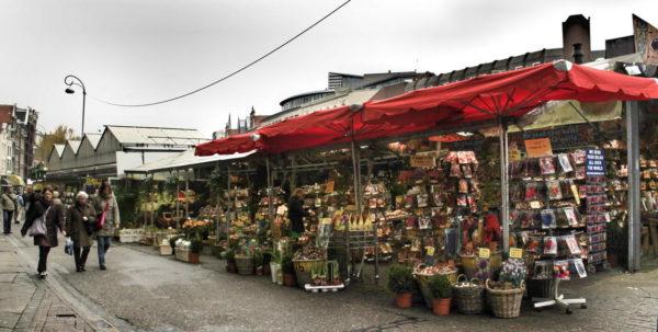Amsterdam_Bloemenmarkt
