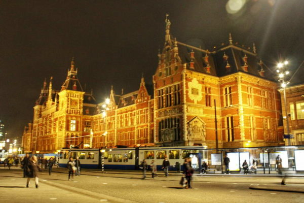 Amsterdam_Central Station