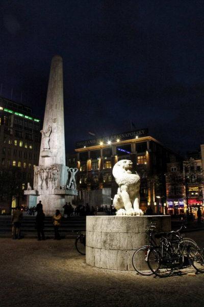 Amsterdam_Dam Square