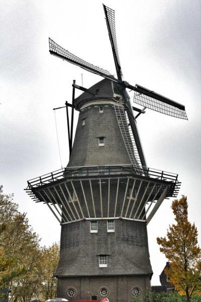 Amsterdam_De Gooyer Windmill
