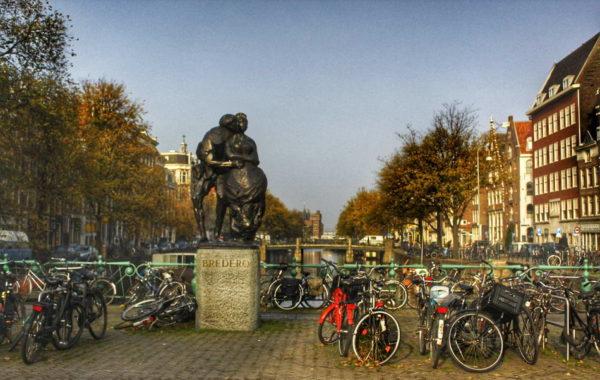Amsterdam_Dutch Poet Bredero's Spanish Brabander