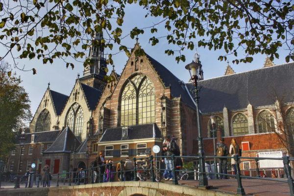 Amsterdam_Oude Kerk
