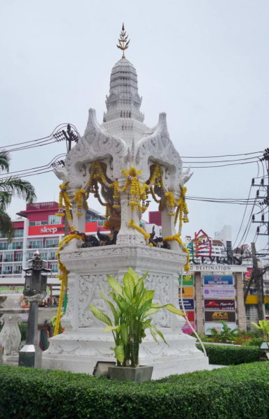 Patong - Shrine, a remembrance for a loss