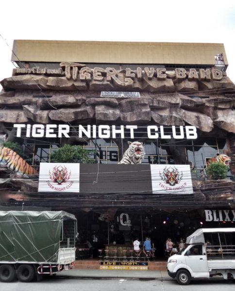 Patong Tiger Night Club
