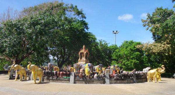 Phuket - Cape Promthep Buddhist Altar