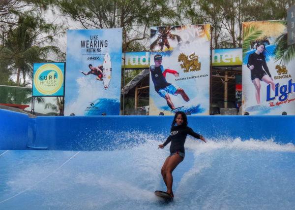 Phuket - Kata Surf Training
