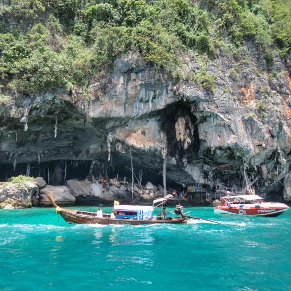 Phi Phi Lee - Viking Cave
