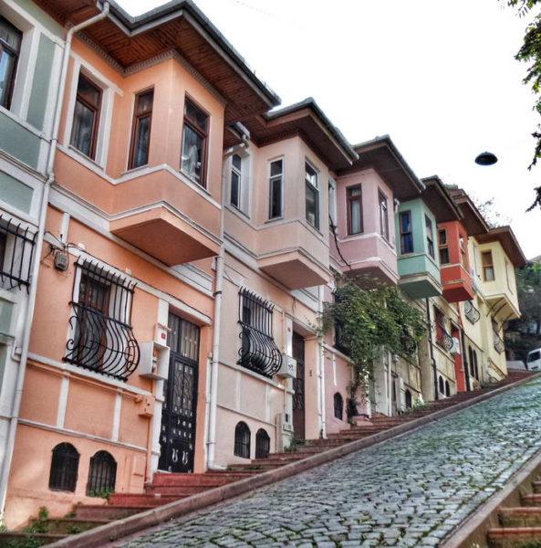 Balat_Merdivenli Yokuş