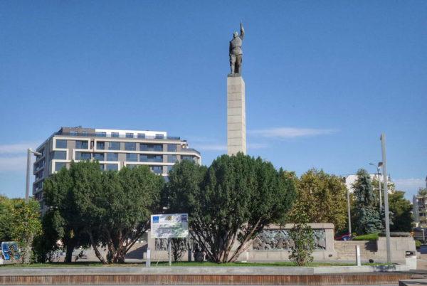 Burgas_Troykata Square
