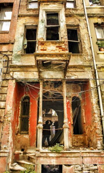 Fener_Abandoned Building