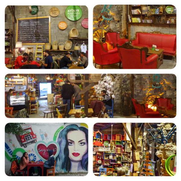 Fener_Atölye Kafası Cafe