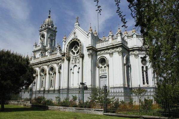Fener_Bulgarian Church of St. Stephen