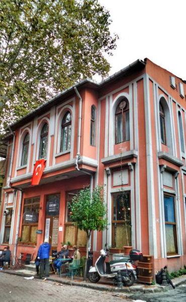 Cibali_Derviş Baba Kahvehanesi