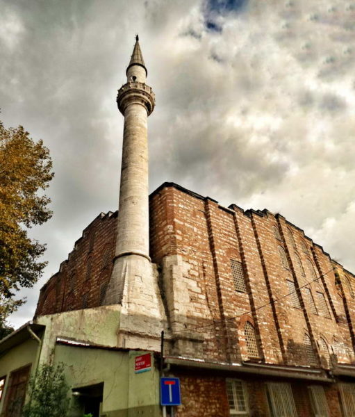 Cibali_Gül Camii