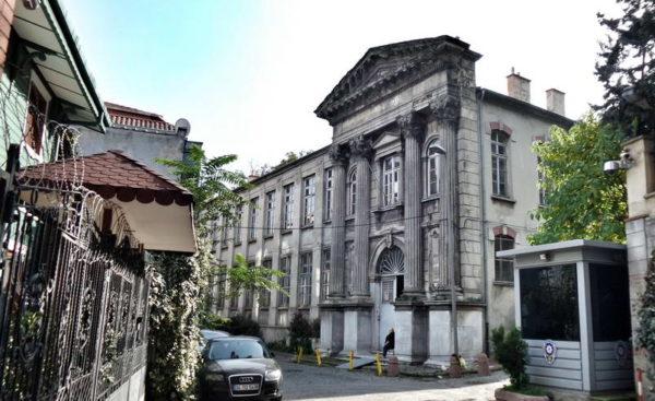 Fener_Marasli Greek Primary School