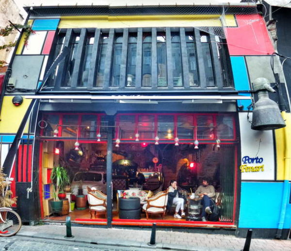 Fener_Porto Fenari Cafe