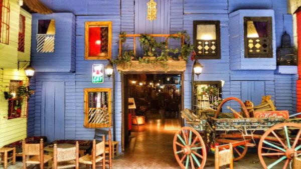 Cibali_Saklı Mahalle Cafe