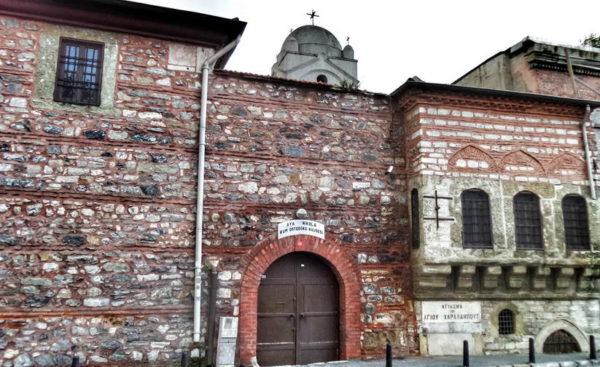 Ayakapı_Hagios Nikolaos Greek Orthodox Church