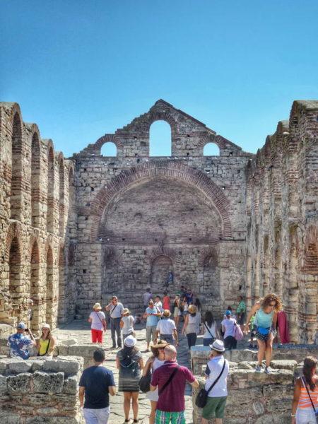 Nesebar_Church of St. Sophia