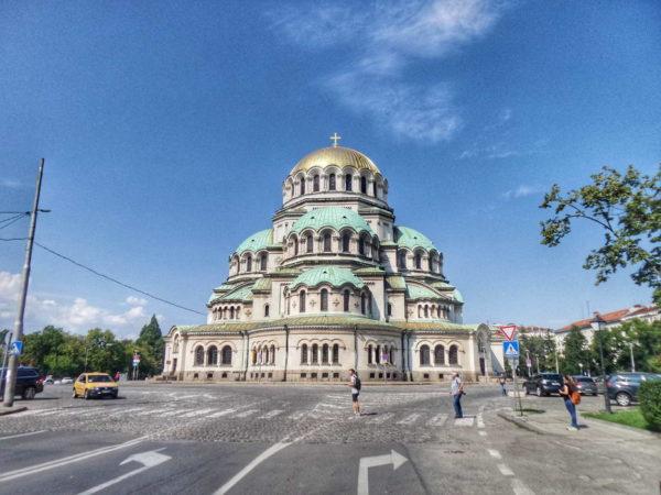 Sophia_Alexander Nevski Cathedral