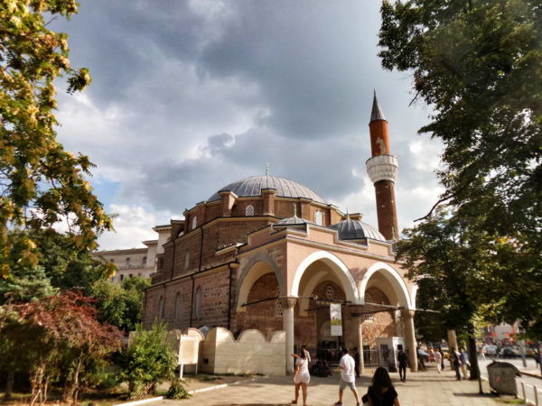 Sophia_Banya Bashi Mosque