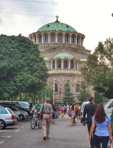 Sophia_St. Nedelya Church