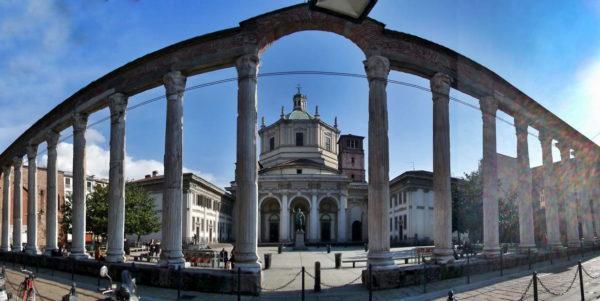 Milan_Colonne di San Lorenzo