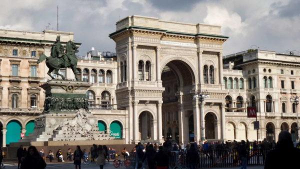 Milan_Galleria Vittorio Emanuele II