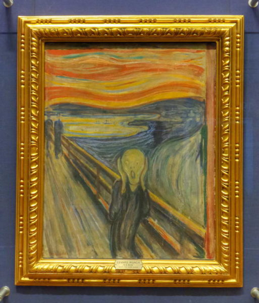 Oslo_Edvard Munch_Scream