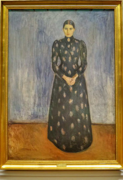Oslo_Edvard_Munch_Inger_in_Black_and_Violet