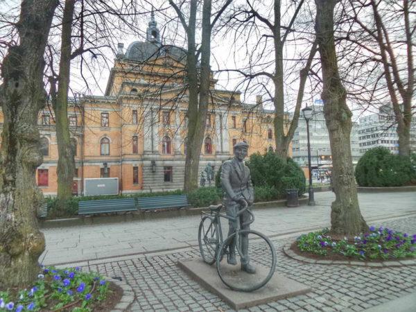 Oslo_Gunnar Sønsteby