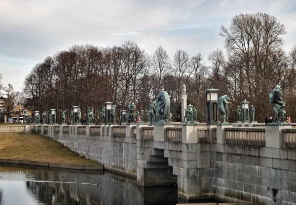 Oslo_Vigeland Park
